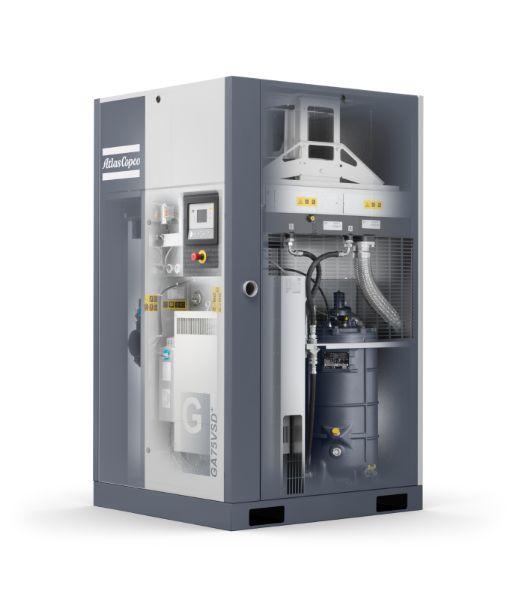 Atlas Copco Schraubenkompressor