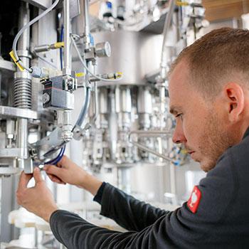 Leistungen von Drucklufttechnik Rittmeier